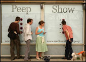 Flickr Peep Show