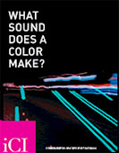 What Sound Does a Color Make?, Indipendent Curators International, ISBN 0916365719