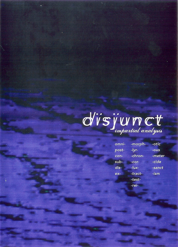 Disjunct---Impartial-Analysis---Combined-Works-2006