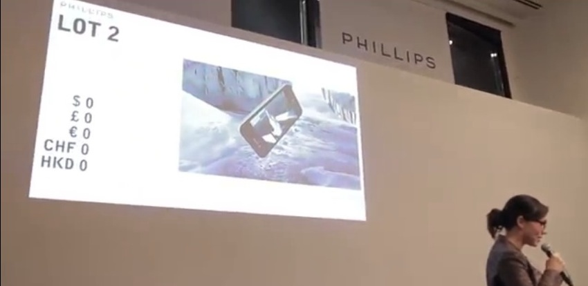 First Phillips Digital Art Auction