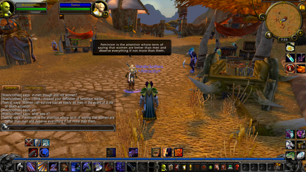 Gender-Sensitivity-in-World-of-Warcraft-Feminism--WoW!