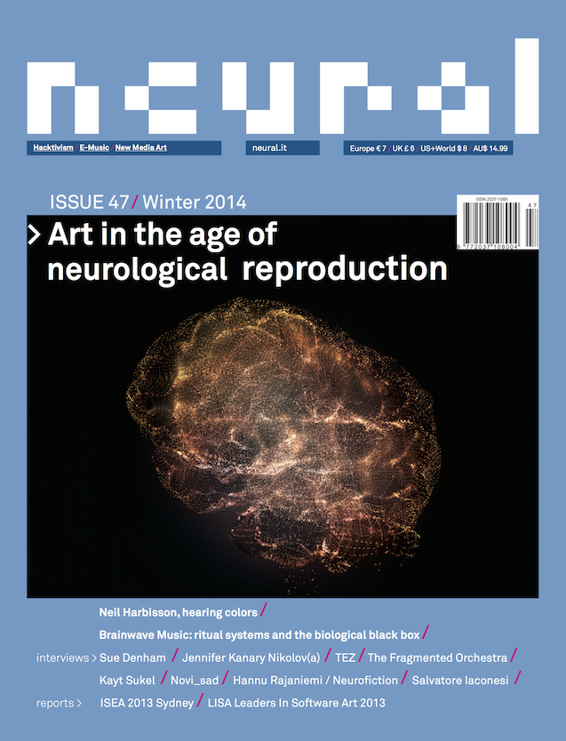 cover Neural 47 neurological reproduction