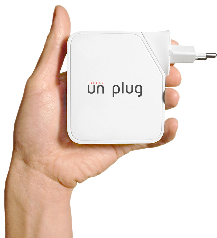 Cyborg Unplug