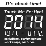 kontejner touch me banner