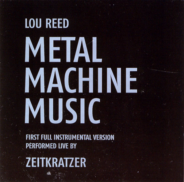 metal machine lou reed