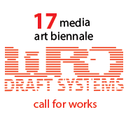 Banner Call for works WRO 2017